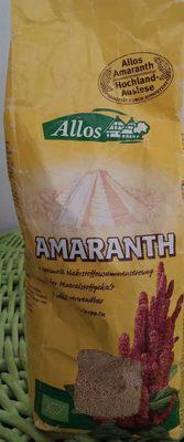 Amarante - Produkt