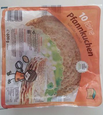 pfannkuchen - Produkt