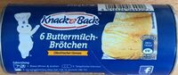 Buttermilch Brötchen - Produkt - de