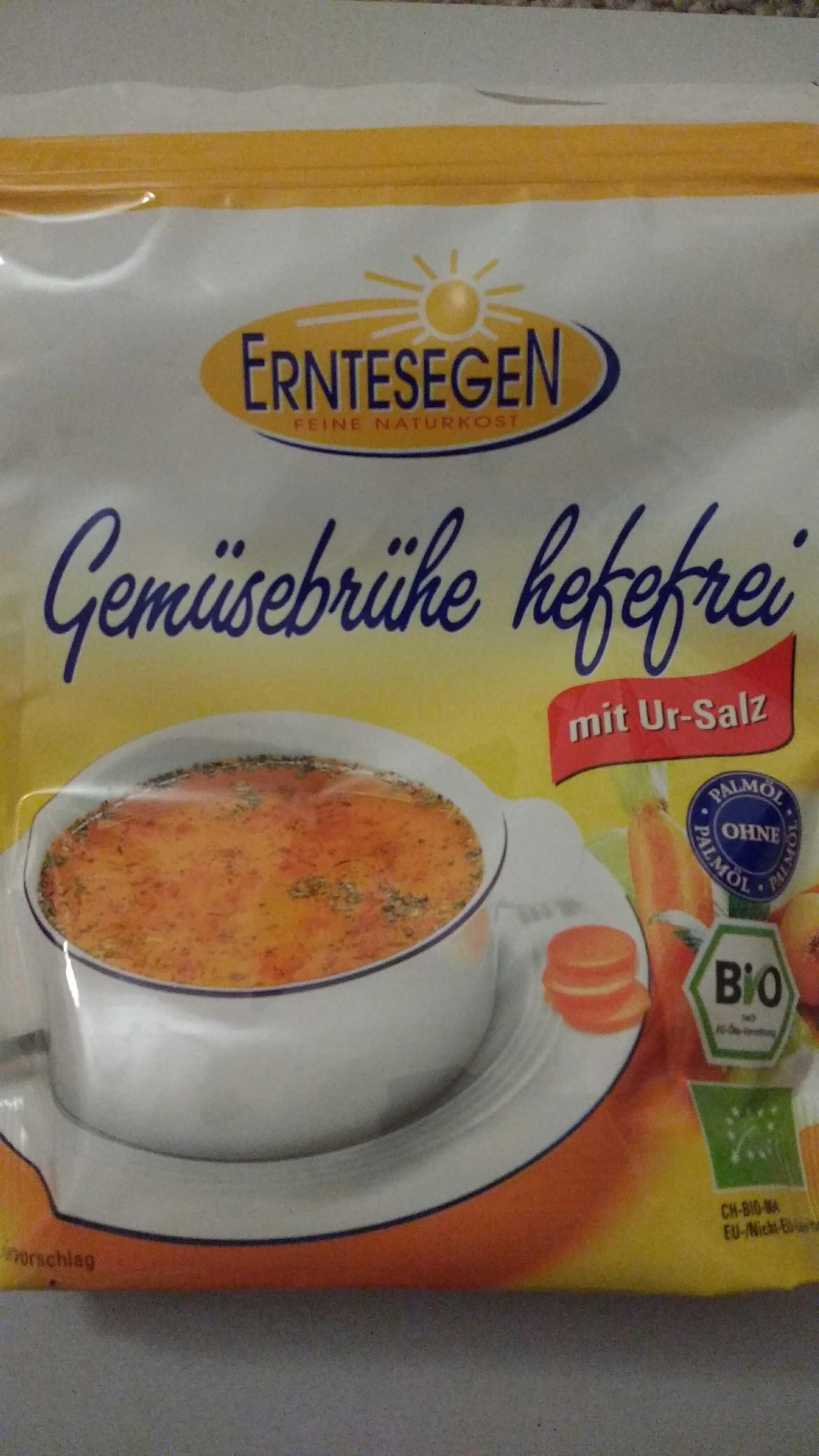 Gemüsebrühe hefefrei - Product - de