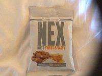 Nuts sweet & salty - Produit - fr