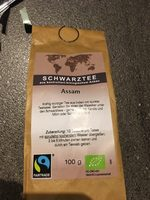 Schwarztee Assam - Product - de