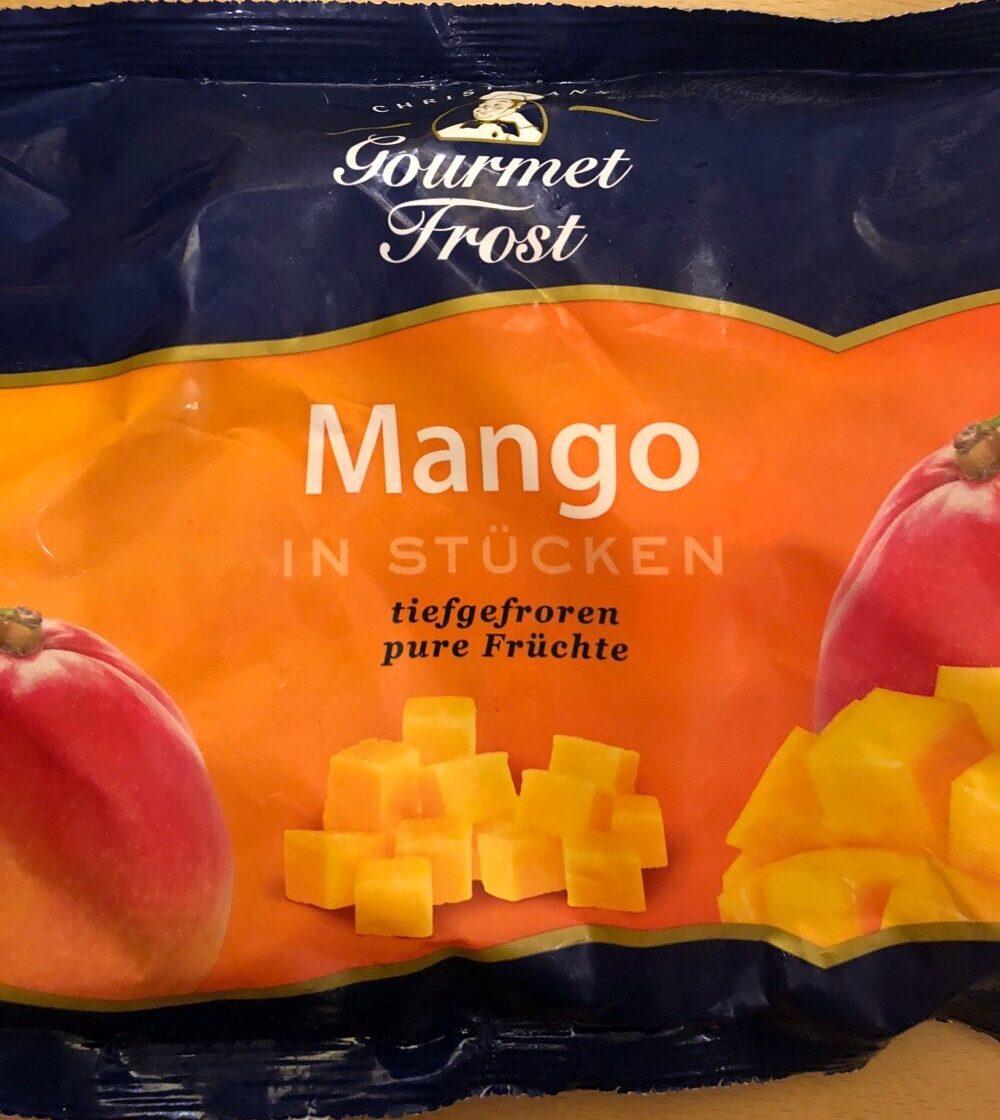 Mango gefroren - Produit - de