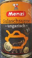 Gulaschsuppe ungarisch - Product
