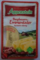 Bergbauern-Emmentaler herzhaft-würzig - Produkt - de