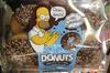 Donuts glaçage Chocolat - Product