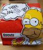 The Simpsons Donuts Pink Glazed - Product