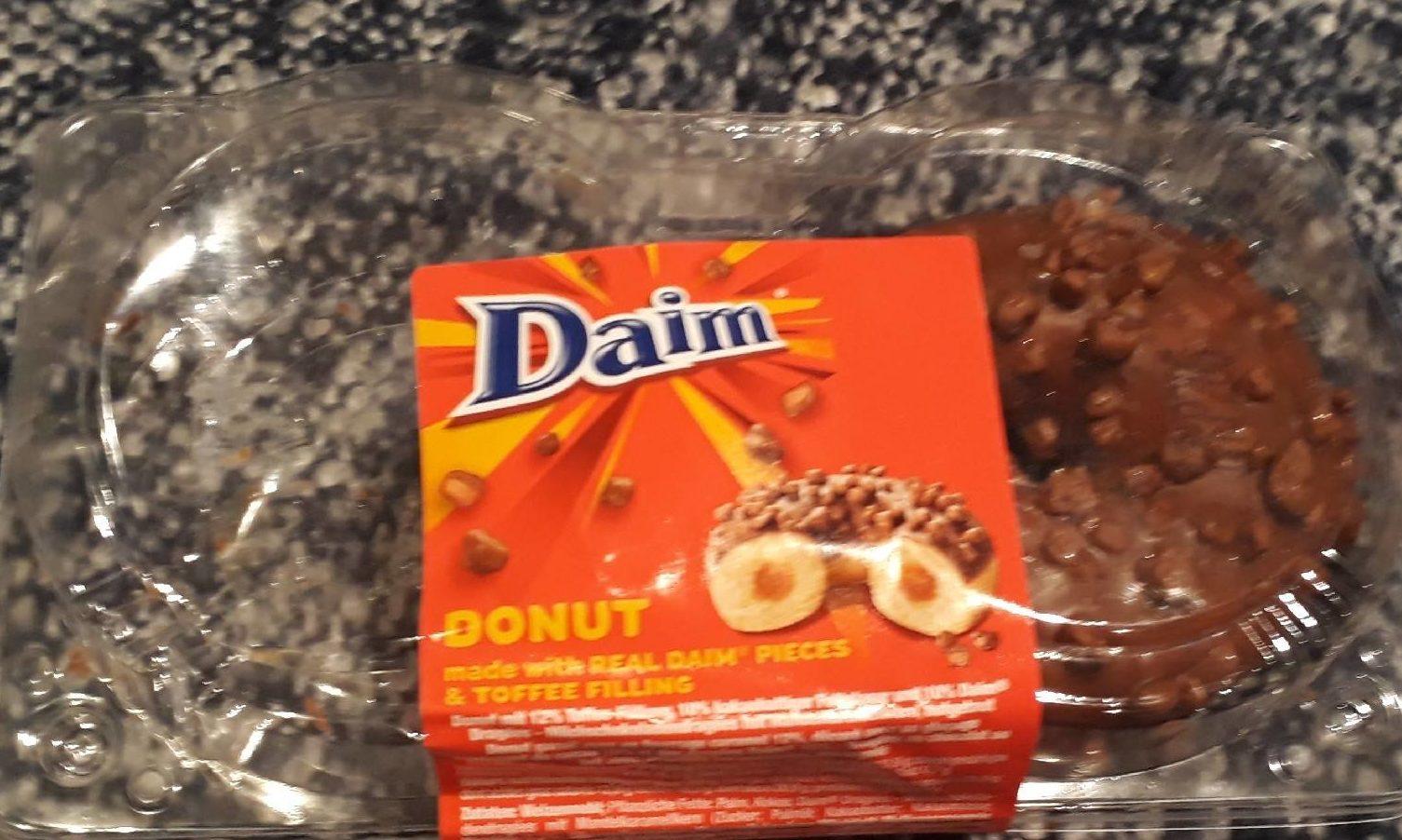 Donuts Daim x2 - Produit - fr