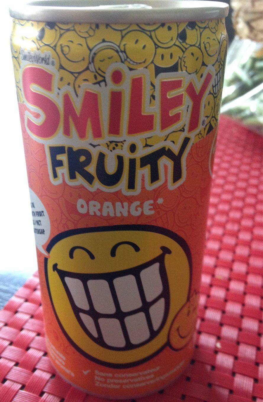 Smiley fruity orange - Product - fr