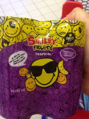 Smiley Fruity Tropical - Product - fr