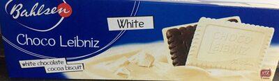 Choco Leibniz White - Product - en