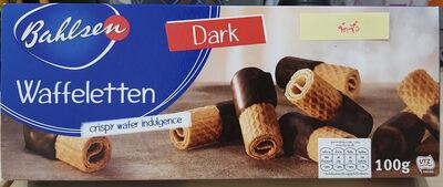 Wafeletten Dark - Produit - en