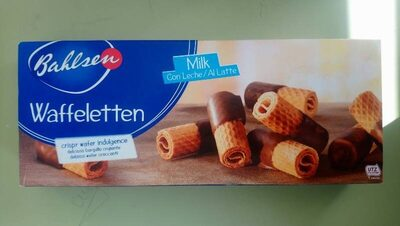 Waffeletten Milk - Product - en