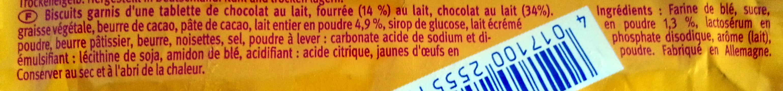 Pick Up! - Ingrediënten - fr
