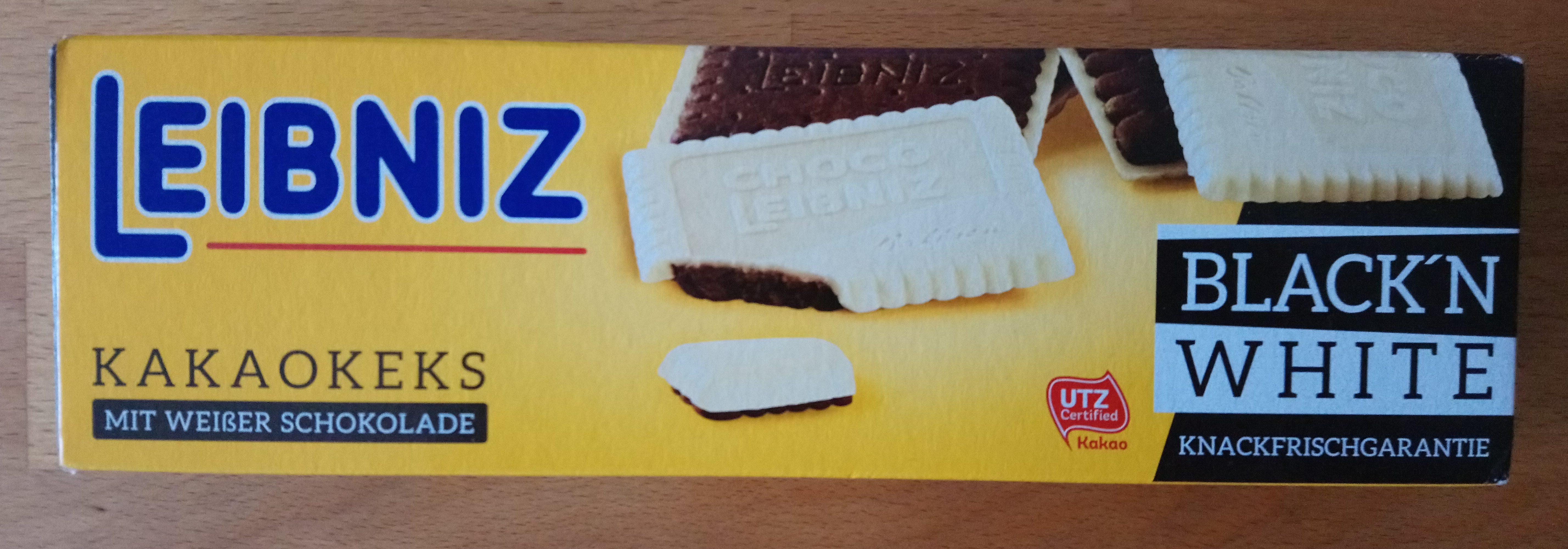 Kakaokeks Black'n White - Produkt