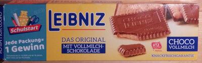 Leibniz Das Original mit Vollmilchschokolade - Producto - de
