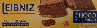 Leibniz Choco Vollmilch - Produkt - de