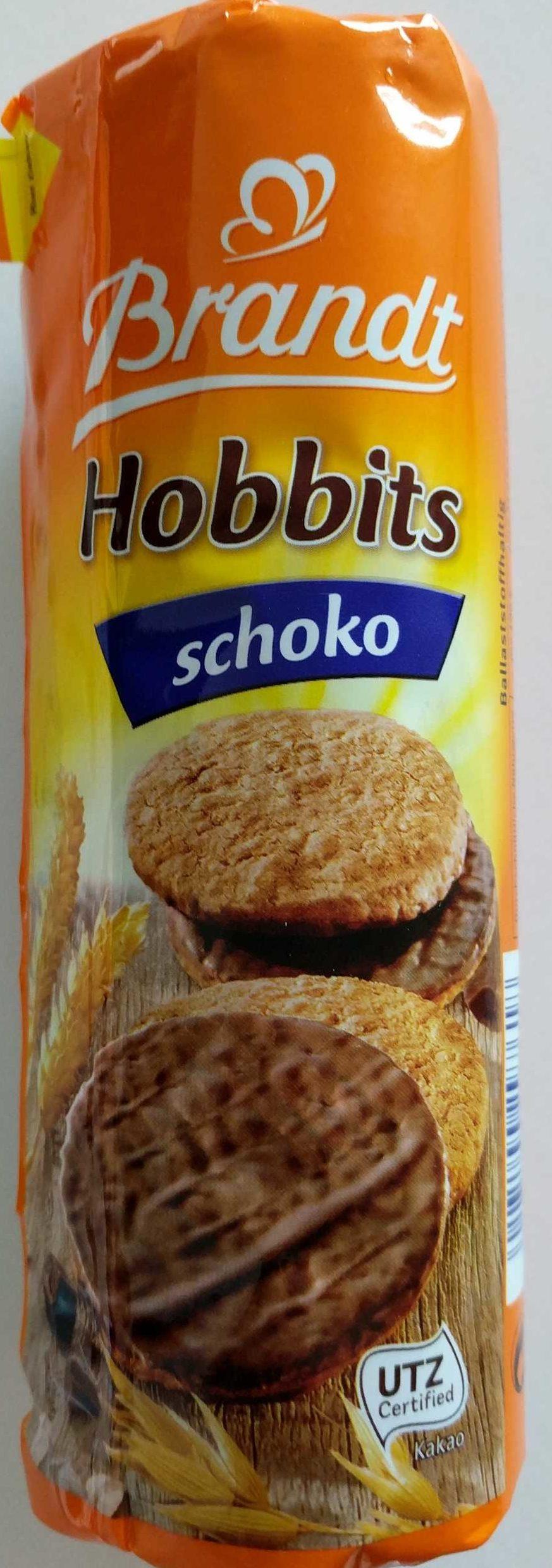 Hobbits schoko - Product