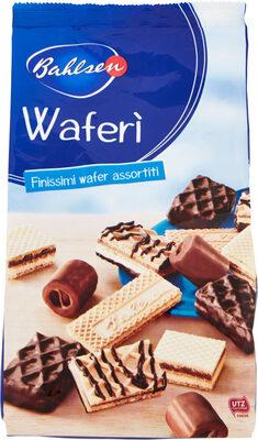 Waferì finissimi wafe assortiti - Prodotto - fr
