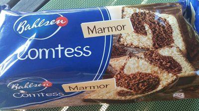 Gâteau 'Comtess Marmor', 350 G - Informations nutritionnelles
