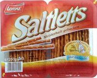 Saltletts - Produit - fr