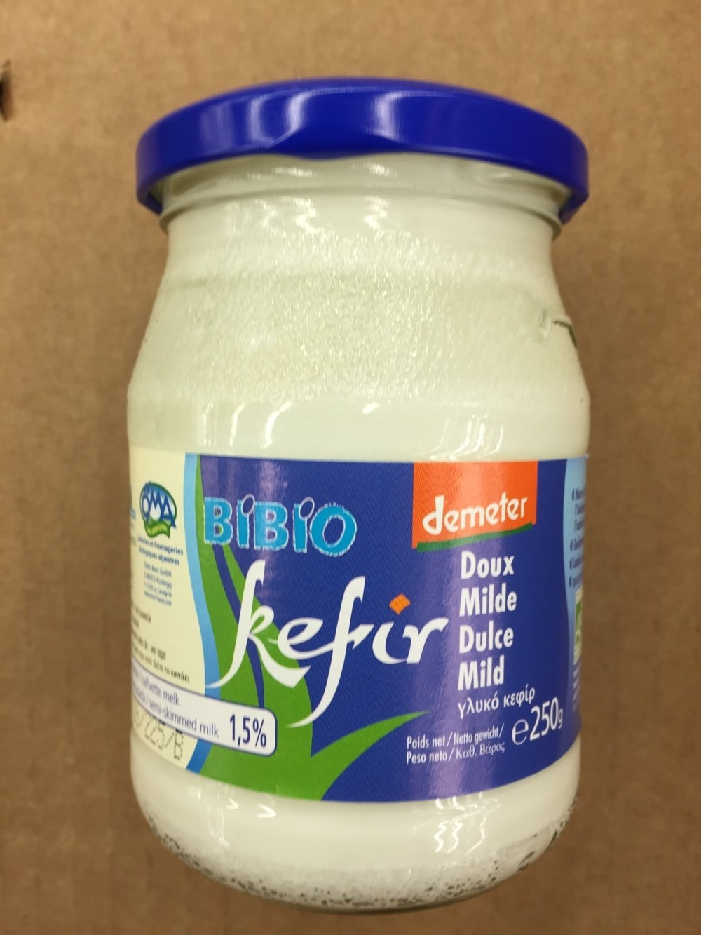 Kefir Doux 1.5% MG - Producto - fr