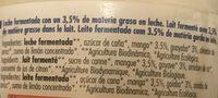 Bibio mangue goyave - Ingredienti - fr