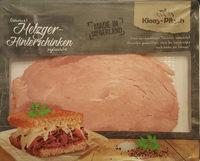 Metzger-Hinterschinken - Product