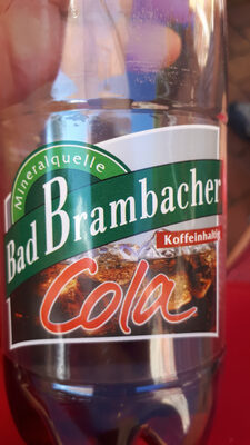 Bad Brambacher Cola - Product - de
