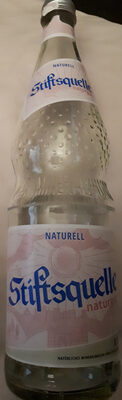 Natürliches Wasser - Stiftsquelle - Naturell - Prodotto - de