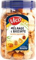 Mélange de Biscuits - Recette Japonaise - Produit