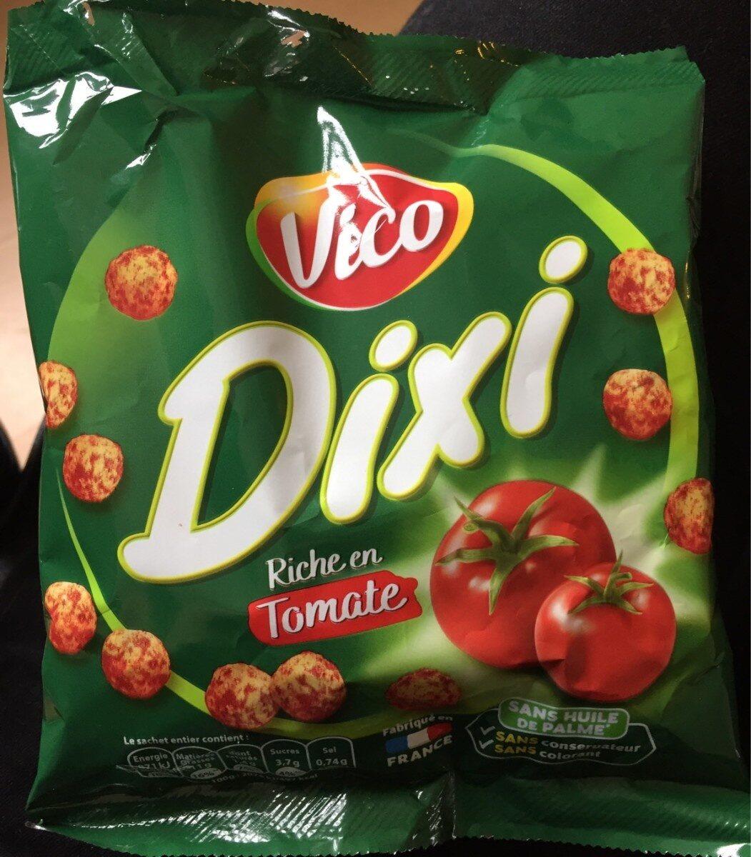 Dixi riche en tomate - Product