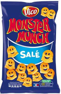 Monster munch snacks original - Product