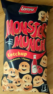 Monster Munch, Ketchup - Produkt - de