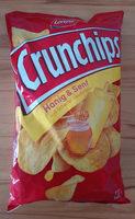 Crunchips Honig & Senf - Product - de