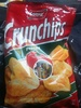 Crunchips Paprika - Produkt