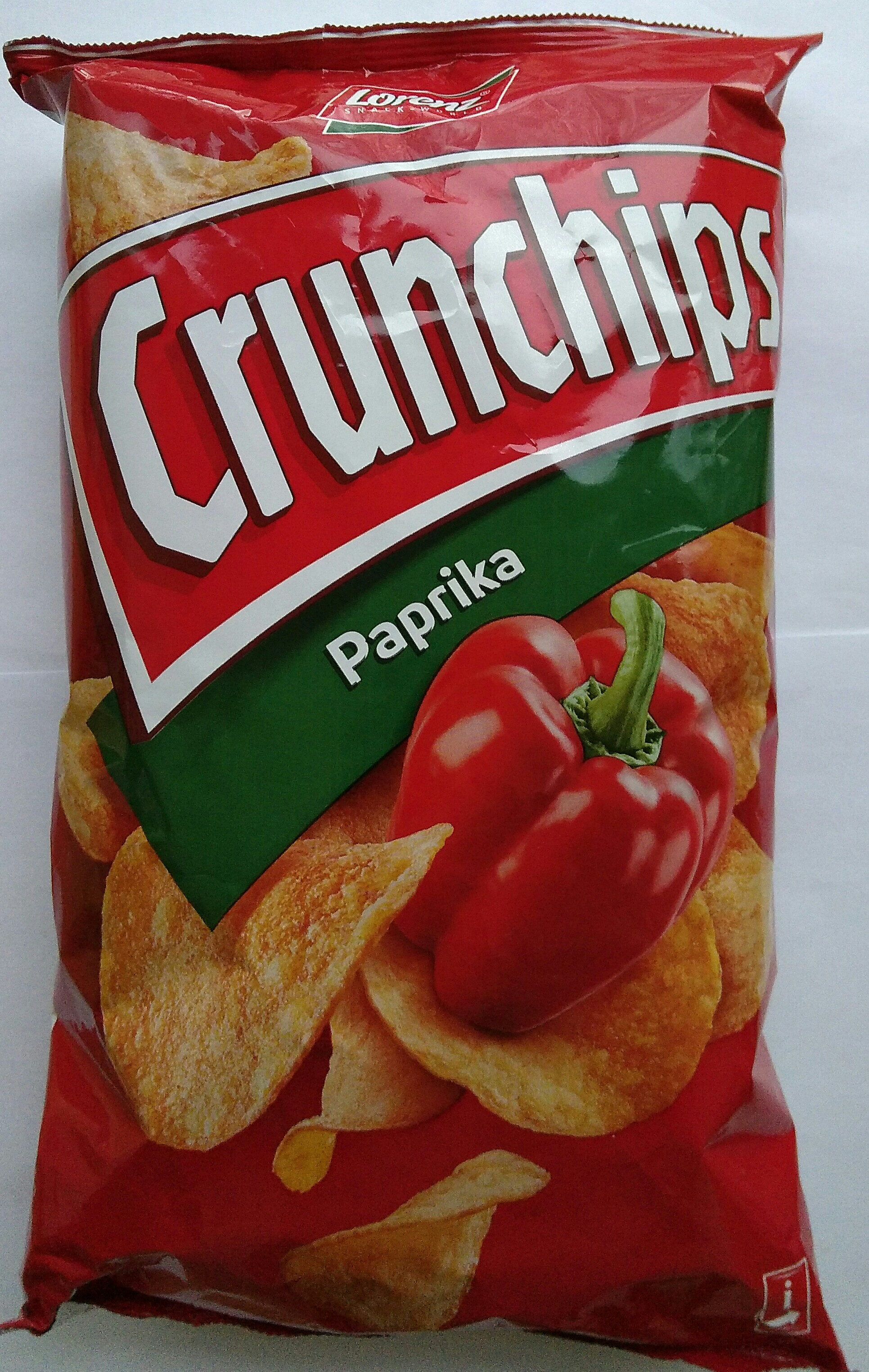 Crunchips Paprika - Producto