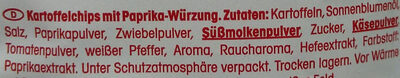 Chrunchips - Ingredients - de