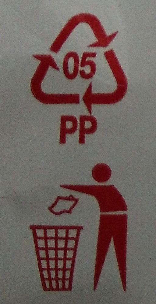 Crunchips Paprika - Instruction de recyclage et/ou information d'emballage - de