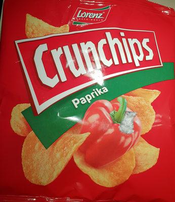 Crunchips Paprika - Product - de