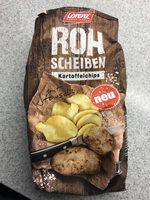 Roh Scheiben Kartoffelchips - Produit
