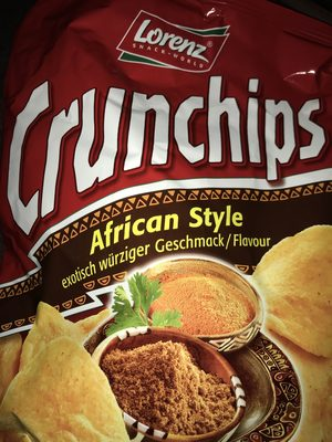 Crunchips African Style - Product