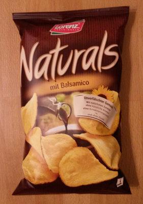 Naturals mit Balsamico - Produit