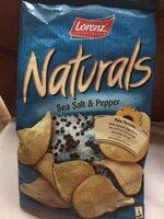 Lorenz naturals - Ingredients - en