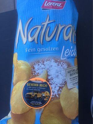 Naturals - fein gesalzen - Produkt