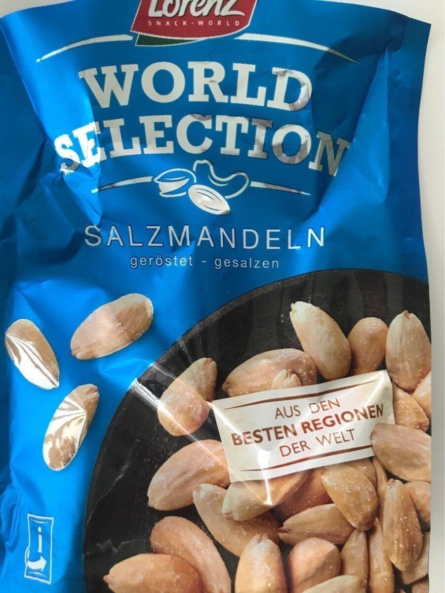 Salzmandeln gesalzen - Prodotto - en