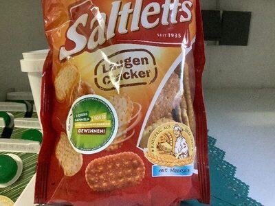 Saltletts Laugencracker - Produit