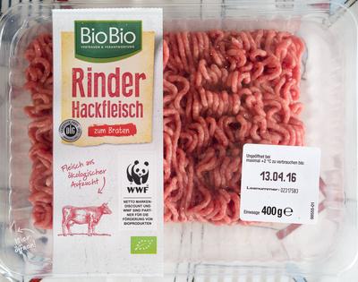 Rinder Hackfleisch - Product