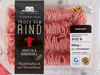Hackfleisch frisch vom Rind - Produkt