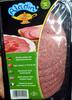 Salami de boeuf avec viande de poulet - Produit